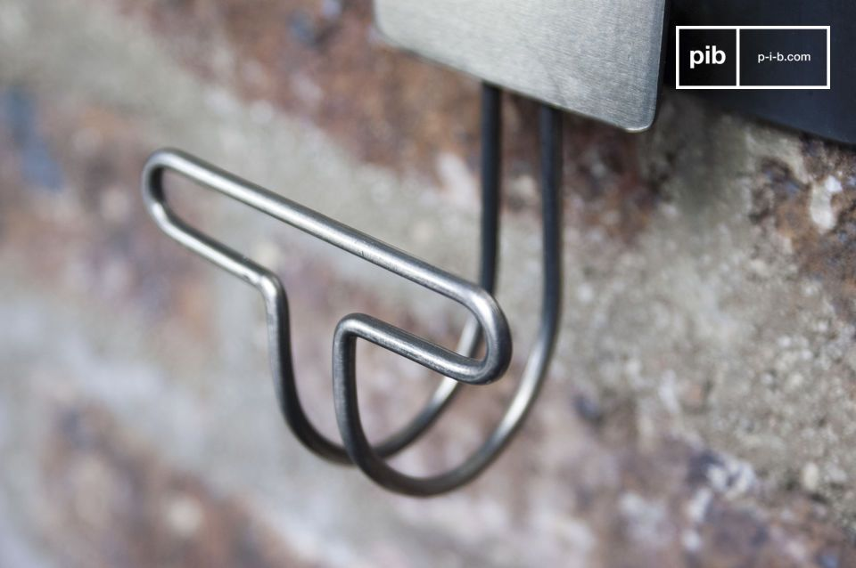 Metal hooks sold in pairs