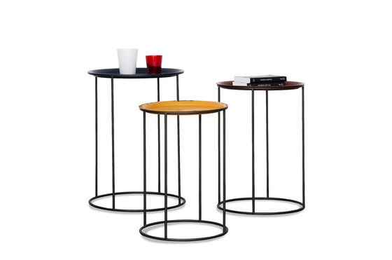 Tricolor Gigogne table Clipped