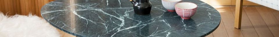 Material Details Trivisan marble coffee table