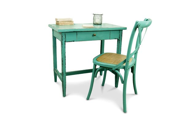 Turquoise Lilac table Clipped