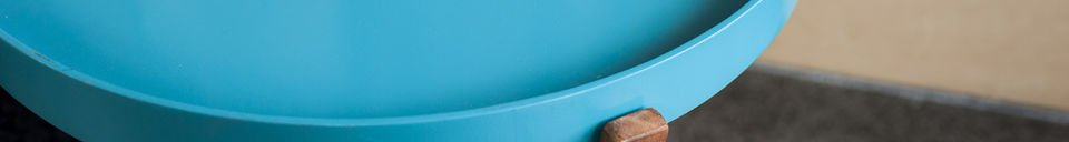 Material Details Turquoise Stockholm Table