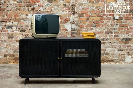 TV Console Mill