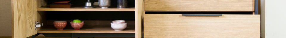 Material Details TV stand Jackson