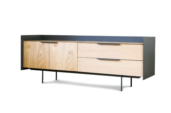 TV stand Jackson Clipped