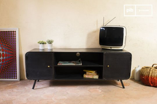 TV stand Milling