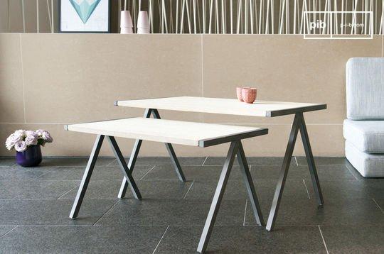 Two-part Arlanda coffee table