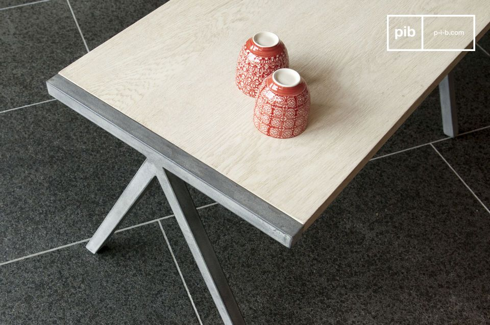 A table-pair with Nordic charm