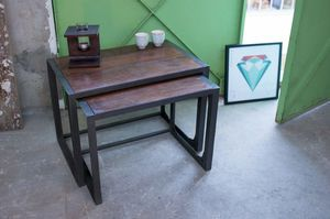 Two-piece table Bold