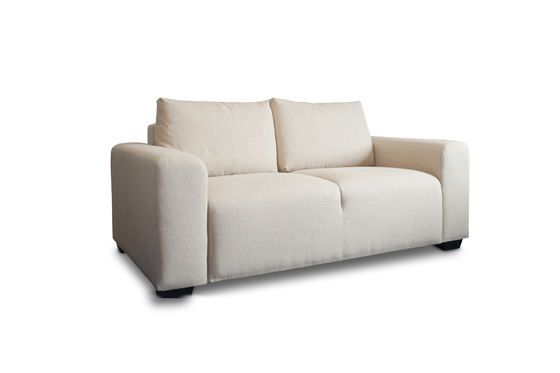 Two-seater sofa Kamelly Clipped