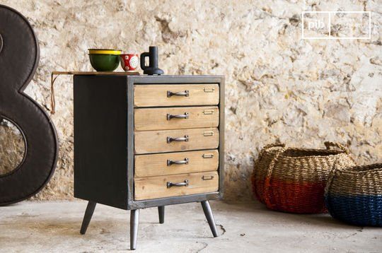 Van Ness chest of drawers