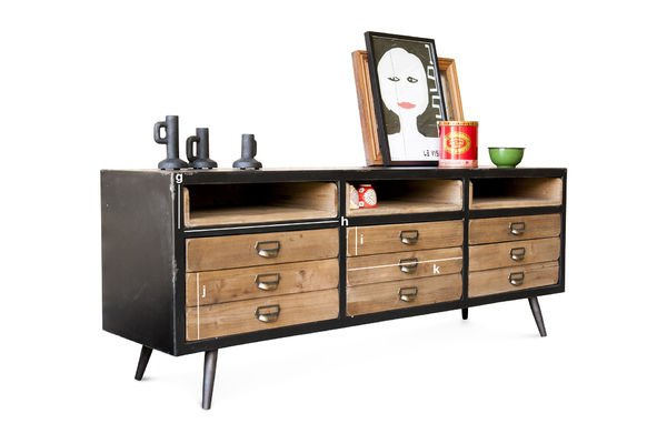Product Dimensions Van Ness Sideboard