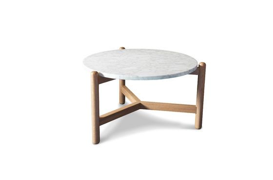 Västra marble coffee table Clipped