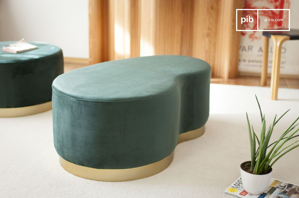 Fun, soft and comfortable to sit as a duet
