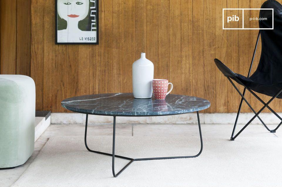 Vertü marble coffee table