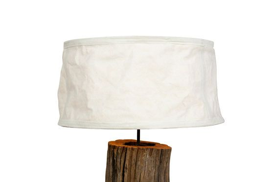 Victoria lampshade 52cm Clipped