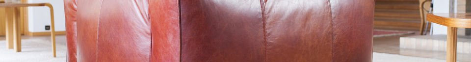 Material Details Vintage armchair Krieger