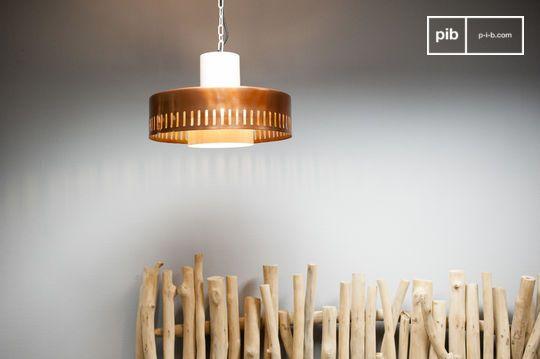 Vintage hanging lamp Aheris