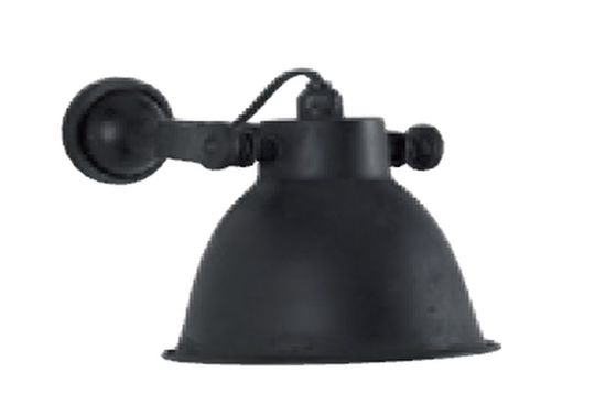 Wall lamp Bistro matt black