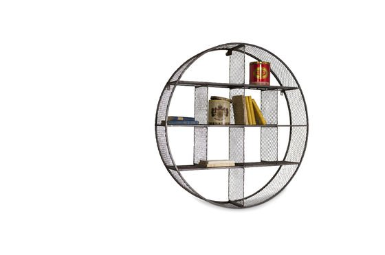 Wall shelf Flèxe Clipped