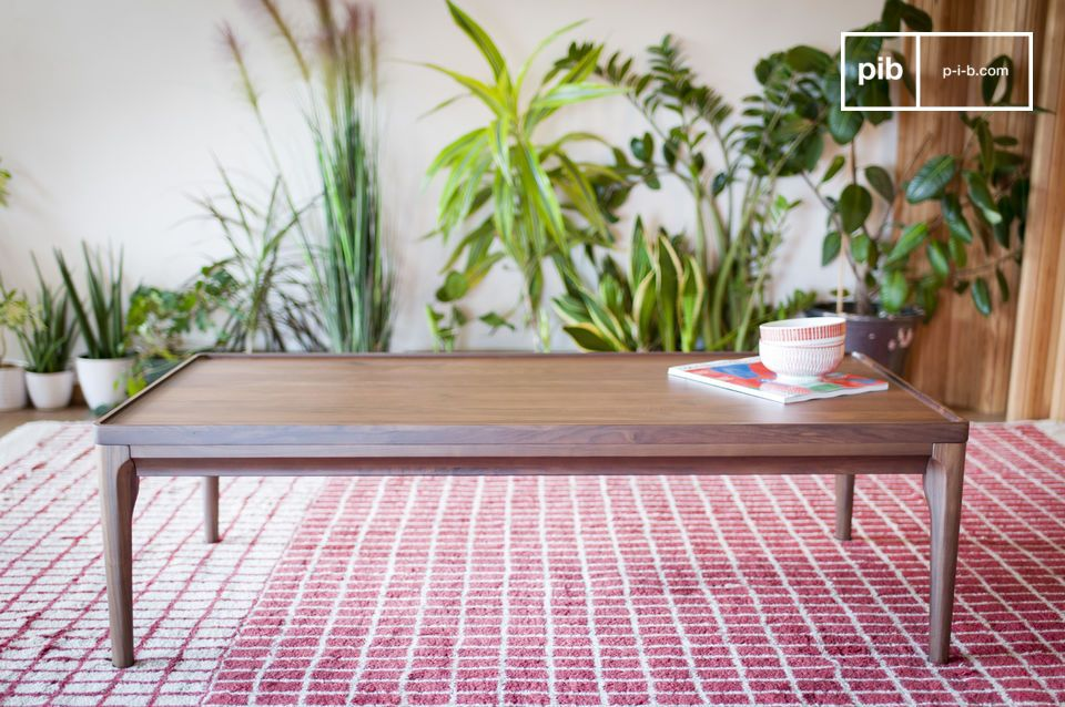 Walnut Coffee table Hemët