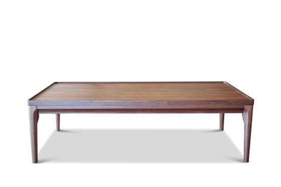 Walnut Coffee table Hemët Clipped