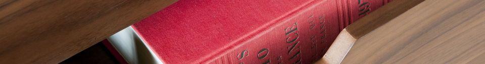 Material Details Walnut sideboard Hinda