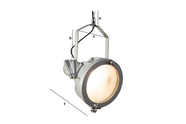 Product Dimensions Weissmüller Flood light