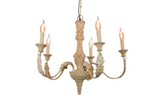 West Kensington chandelier Clipped