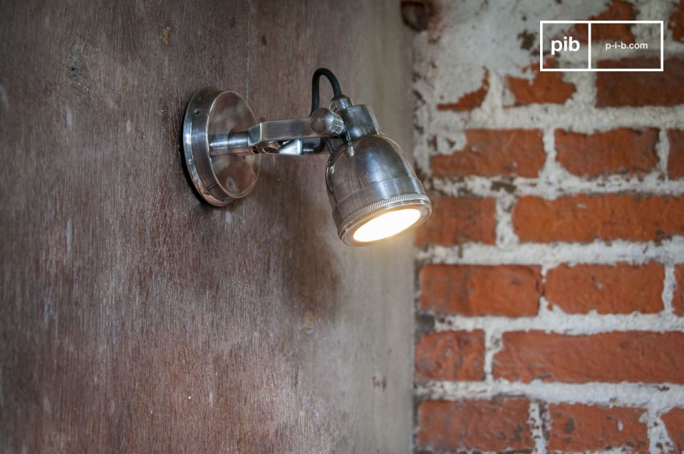 Winston swivel wall lamp