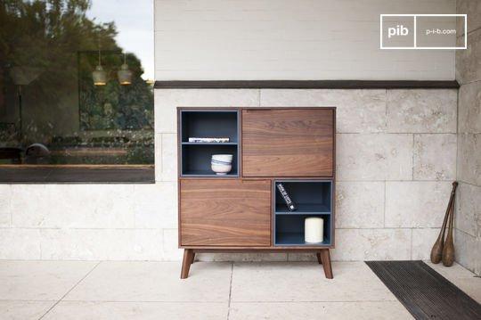 Wooden cupboard Cassi