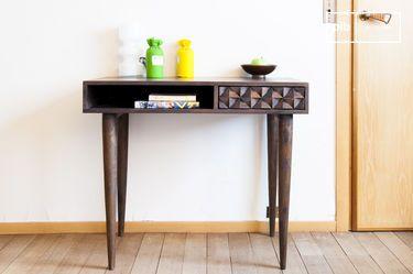 Wooden desk Balkis
