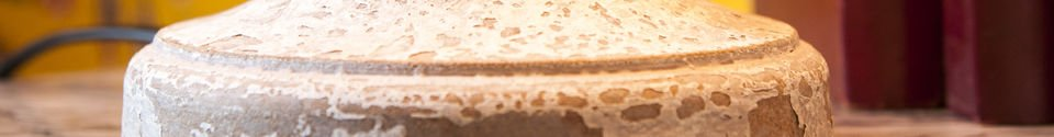 Material Details Wooden lamp Alix