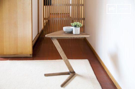 Wooden side table Fleetwood