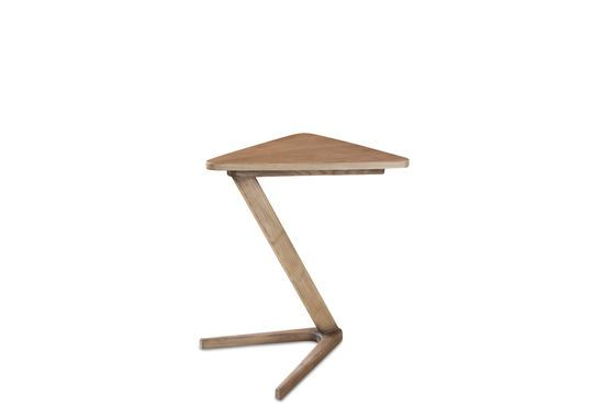 Wooden side table Fleetwood Clipped