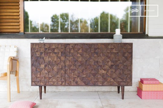 Wooden sideboard Balkis