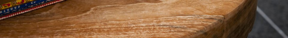 Material Details Wooden stool Maverick