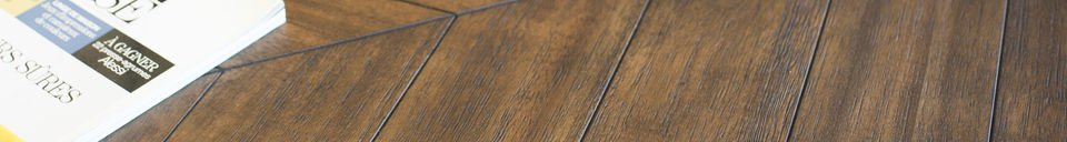 Material Details Wooden table Alienor