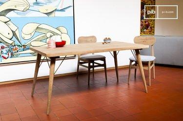 Wooden table Jotün