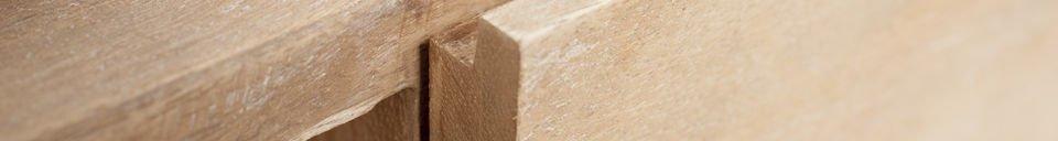 Material Details Wooden TV stand Zurich