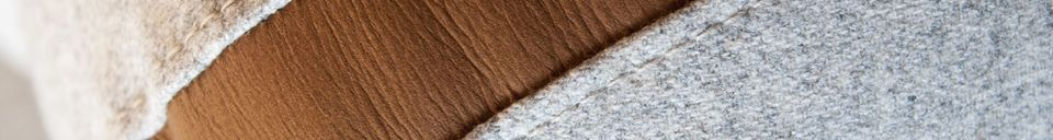 Material Details Woollen Britta Sofa
