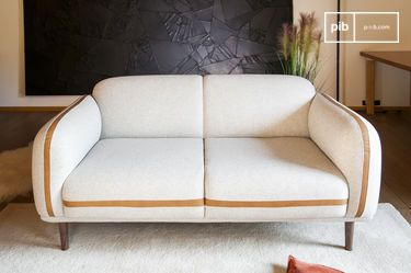 Woollen Britta Sofa