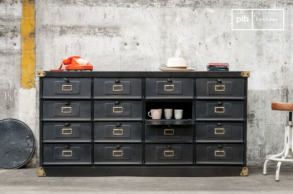 workshop chest of 16 drawers