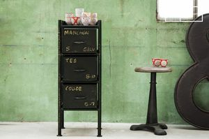 WORKSHOP CHEST OF DRAWERS WITH 3 DRAWERS