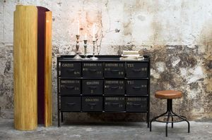 Workshop chest with 12 drawers