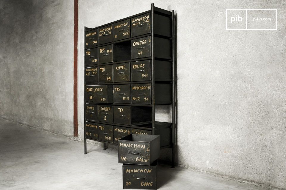 A storage furniture, 100% vintage style