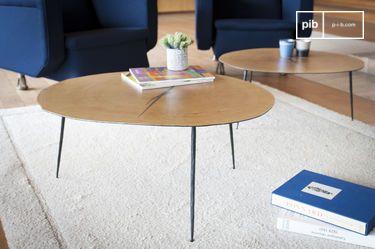 Xyleme coffee table