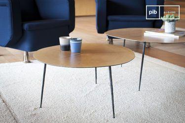 Xyleme twin coffee table