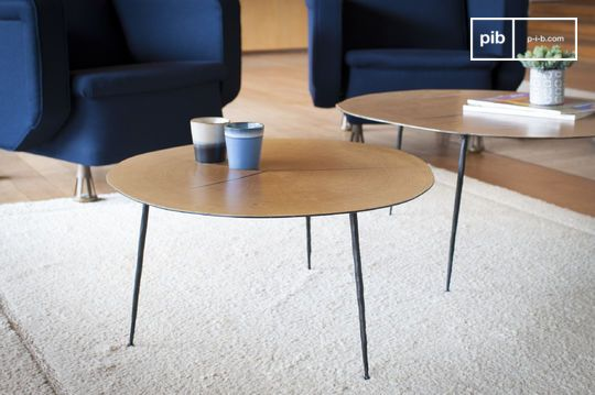 Xyleme twin coffee table