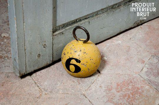 Yellow No. 6 weight