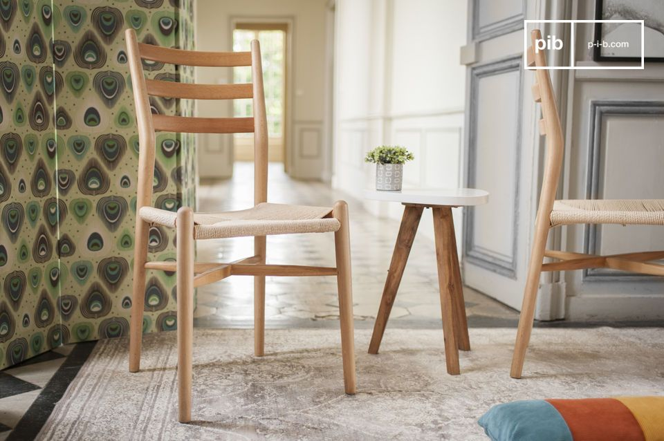 Ystad wooden chair